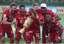 DFB Cup Final - Bayer Leverkusen vs Bayern Munich (ANSA)