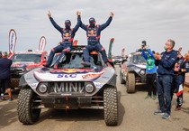 Dakar Rally 2021 stage 12 (ANSA)