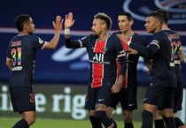 Ligue1: Paris Saint Germain-Reims 4-0 (ANSA)