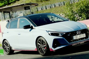 Hyundai i20 N – Stile e performance  (ANSA)