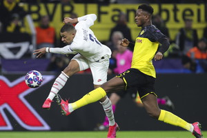 Borussia Dortmund vs Paris Saint-Germain (ANSA)