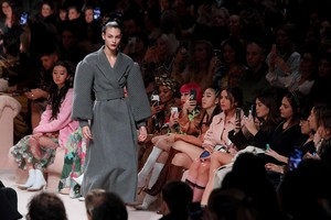 Italy Fashion:Fall-Winter 20/21 Women's collections; Fendi (ANSA)