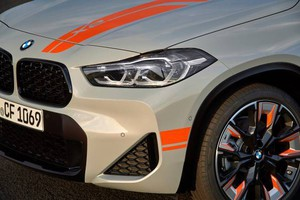 BMW X2 M Mesh Edition (ANSA)