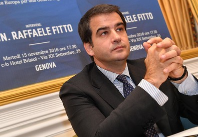 Raffaele Fitto (ANSA)