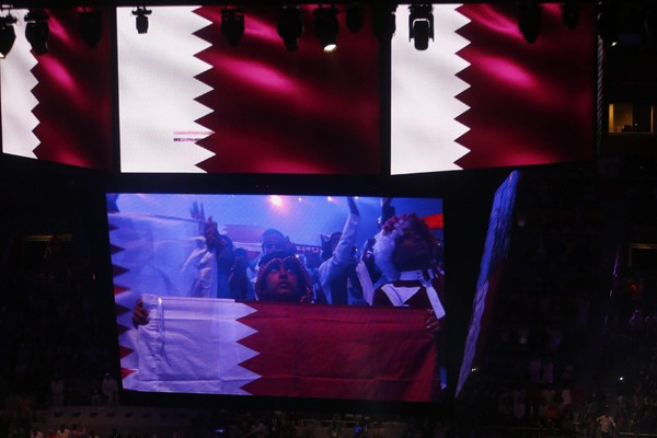 Qatar 2015 Closing Ceremony [ARCHIVE MATERIAL 20150201 ]