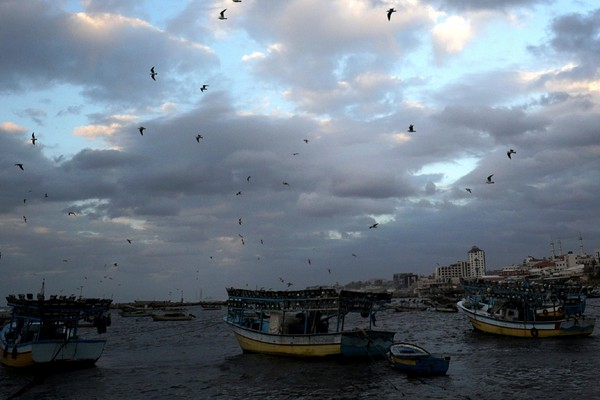 Weather in Gaza