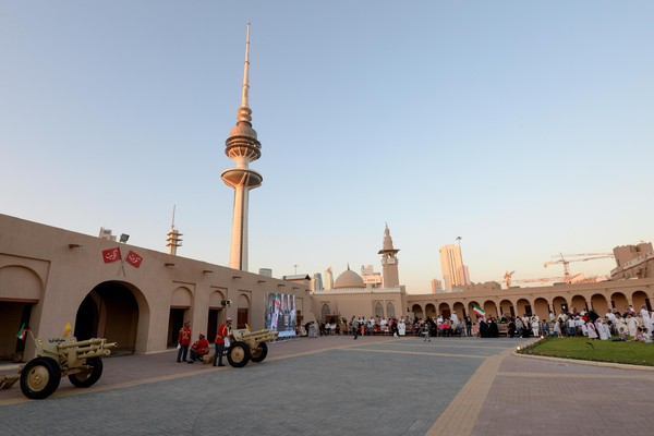 Holy fasting month of Ramadan in Kuwait