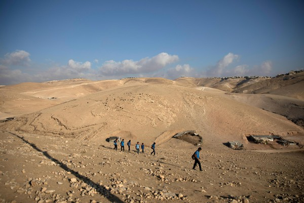 Israel court approves demolition of Khan al-Ahmar Bedouin village