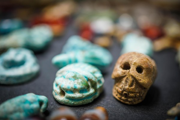 Sorcerer's treasure trove uncovered at Pompeii