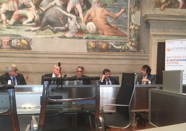 Education as driving force at G7 university event in Udine © Ansa