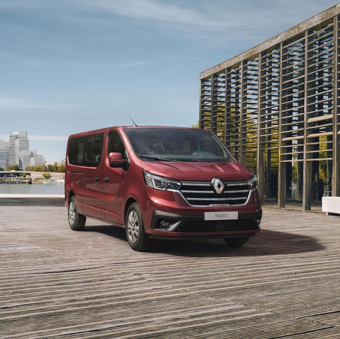Nuovo Renault Trafic Passenger e SpaceClass © Ansa