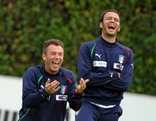 Giornata decisiva per Cassano all'Inter