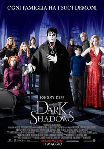 Una immagine di scena del film Dark Shadows di Tim Burton