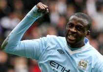 City 2-0 al Newcastle, doppietta di Toure'