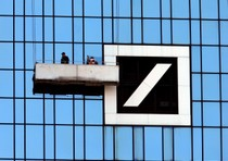 Deutsche bank a Francoforte