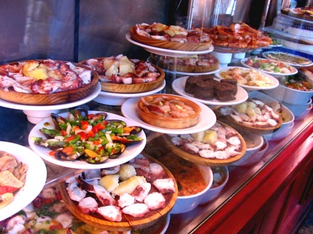 Spain: top ten healthiest tapas, for the Obesity Institute